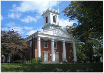 First Congregational Church of Darien Present