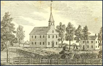 First Congregational Church of Darien - Past